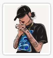 Lil' Lay Low (Kehlani Collection) Sticker