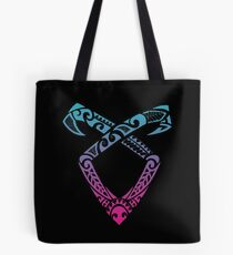 Angelic Runes Symbol - Shadowhunters Tote Bag