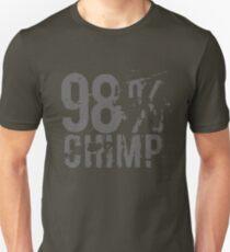 98% CHIMP - Geek  T-Shirt