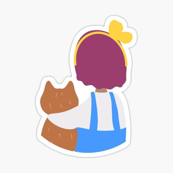 Amour de chat Sticker