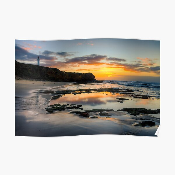 Aireys Inlet Poster