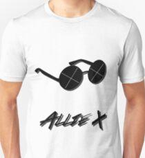 Allie's Glasses Unisex T-Shirt