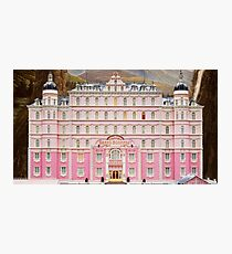 The Grand Budapest Hotel - Wes Anderson Film Photographic Print