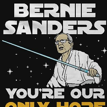 star wars bernie by TechnoHill777