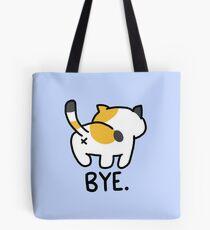 Neko Atsume Sass Tote Bag