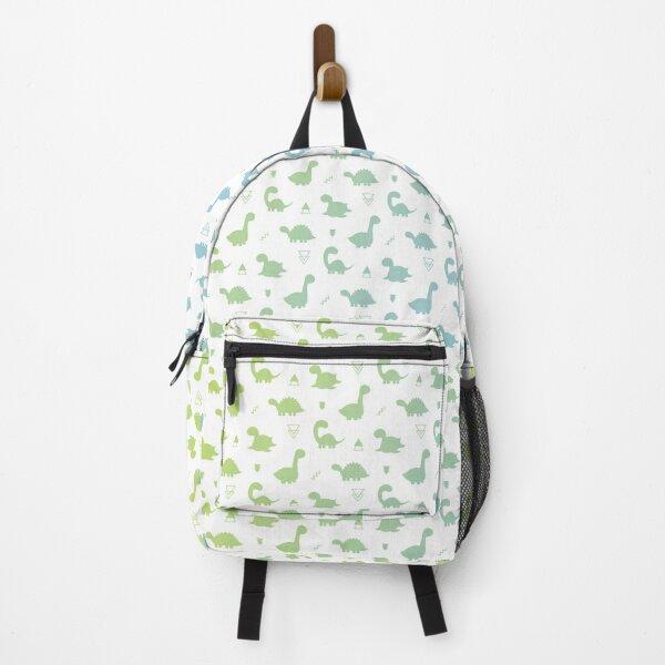 Vanilla sky dinosaur print Backpack