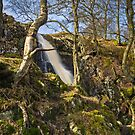 Linhope Spout - Breamish by David Lewins