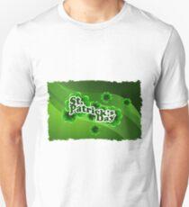 patricks day abstract T-Shirt