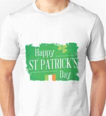 patricks day irish flag Unisex T-Shirt