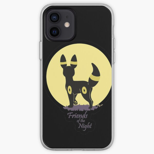 Friends of the Night Umbreon iPhone Soft Case