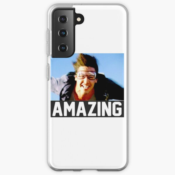 Johnny Utah Amazing Samsung Galaxy Soft Case
