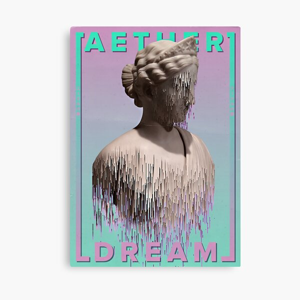 Aether Dream Canvas Print