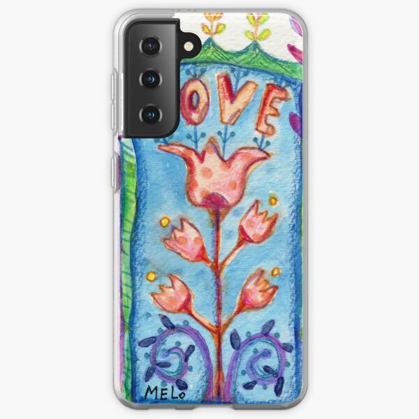 All you need is love Samsung Galaxy Soft Case