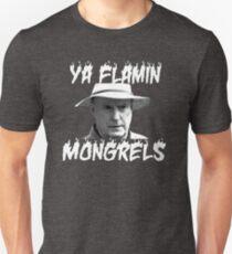 Alf Stewart Flamin Mongrels Unisex T-Shirt