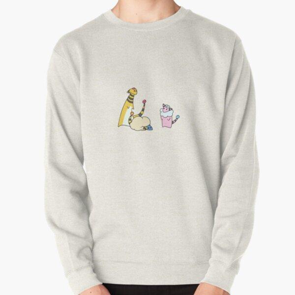 Tiny Ampharos Line Pullover Sweatshirt