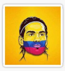 Falcao Colombia Sticker