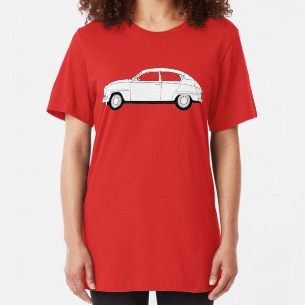 SAAB 96 Slim Fit T-Shirt