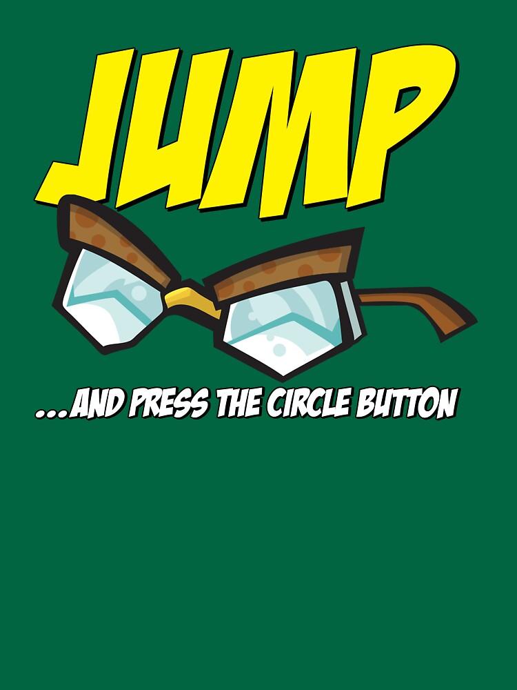 Jump... | Unisex T-Shirt