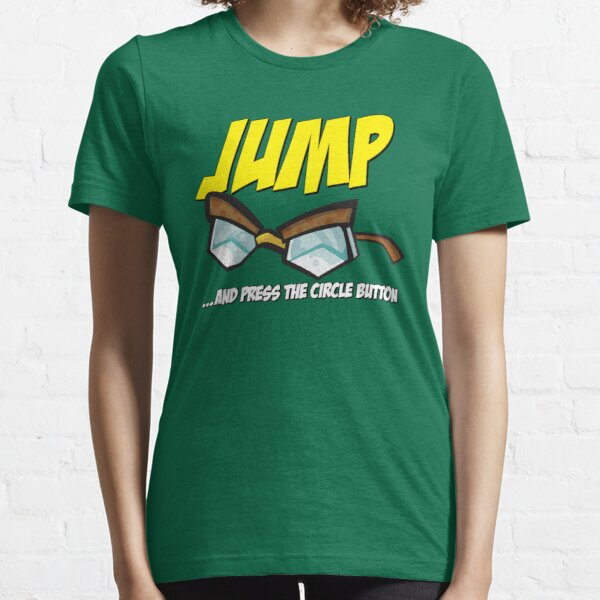 Jump... Essential T-Shirt