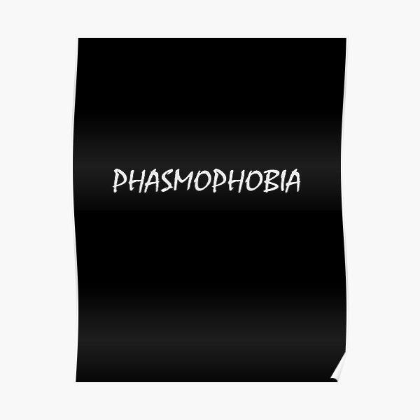 Phasmophobie Poster
