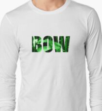 BOW BOW BOW Long Sleeve T-Shirt