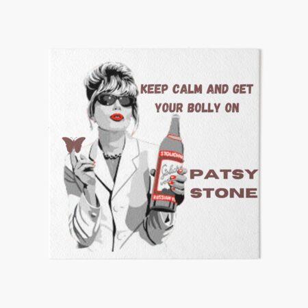 Patsy STONE PHRASES Art Board Print