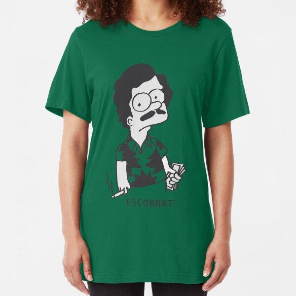 Pablo Escobart Camiseta ajustada