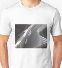Opening Day of World Trade Center Transit Hub Oculus, Santiago Calatrava, Architect, Lower Manhattan, New York City Unisex T-Shirt