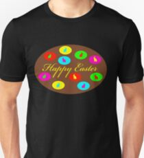 chocolate easter egg Unisex T-Shirt
