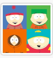 Southpark- The Gang Sticker