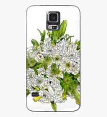 Charlotte's Bouquet Case/Skin for Samsung Galaxy