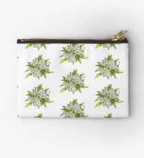 Charlotte's Bouquet Zipper Pouch