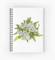 Charlotte's Bouquet Spiral Notebook