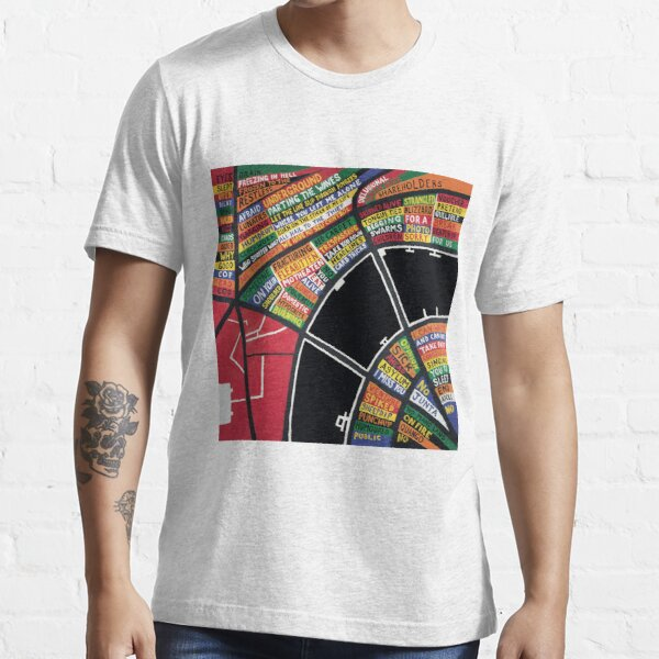 stanley donwood hail to the thief goods Essential T-Shirt