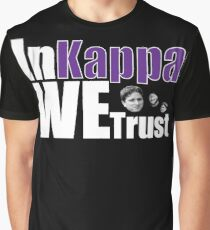 In Kappa We Trust Graphic T-Shirt