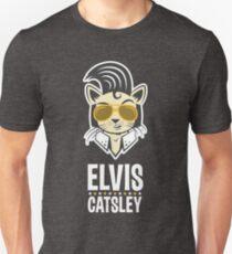 Elvis Catsley Unisex T-Shirt