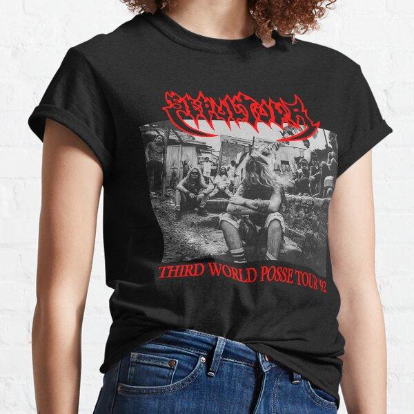 Sepultura Third World Posse Classic T-Shirt