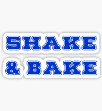 Shake & Bake Sticker