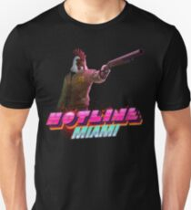 Hotline Miami- Jacket T-Shirt