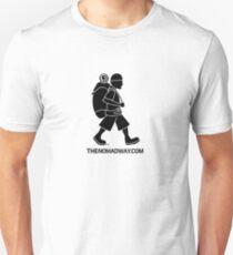 The Nomad Way - Classic T  (Black on...) Unisex T-Shirt