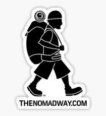 Stickers The Nomad Way Sticker