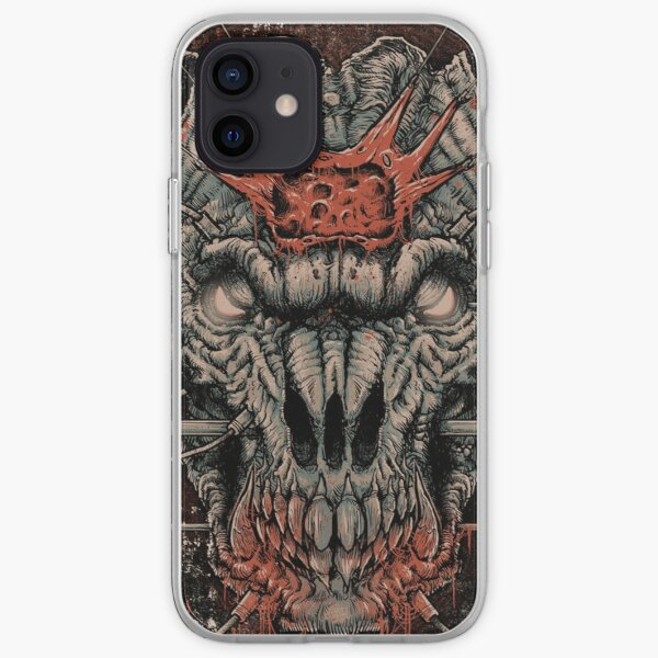 DOOM Icon Of Sin iPhone Soft Case