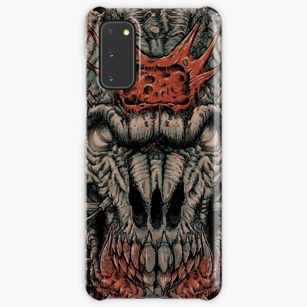 DOOM Icon Of Sin Samsung Galaxy Snap Case
