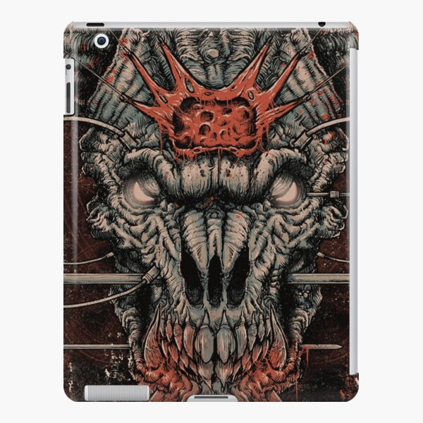 DOOM Icon Of Sin iPad Snap Case