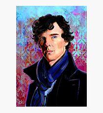 Sherlock Photographic Print