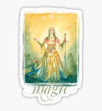 Sorceress Sticker
