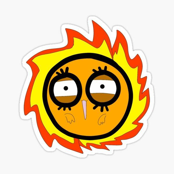 Die Sonne Sticker