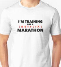 (Netflix) marathon T-Shirt
