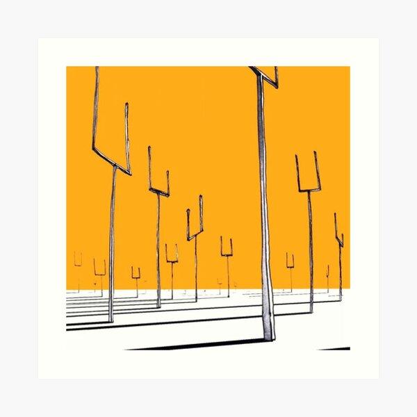Portada del álbum Origin Of Symmetry Lámina artística