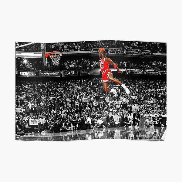 Basketball Jordan Poster